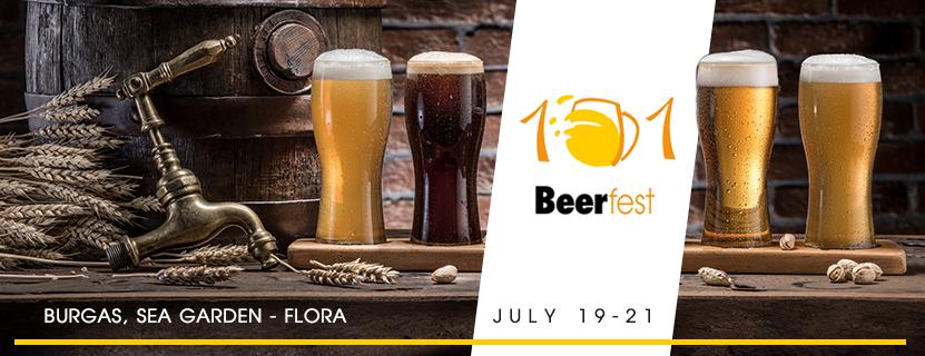 101 Beer Fest Burgas 2018