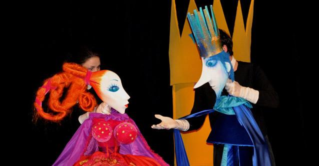 """""""Цар Дроздобрад""""-куклен спектакъл за деца"""
