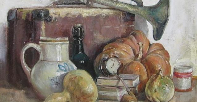 Изложба живопис на Веско Радулов