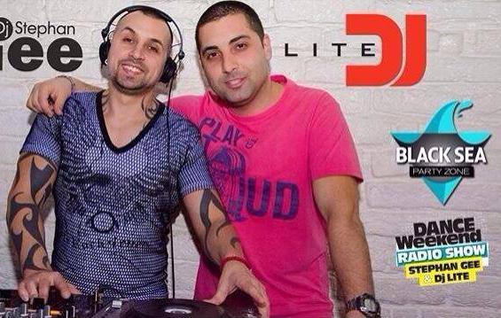 Azzaro pres. DJ LITE and DJ GEE - DANCE WEEKEND