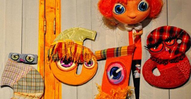 """""""Магазинче за цифри""""-куклен спектакъл за деца"""