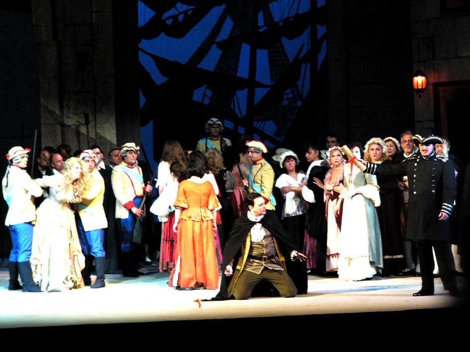 МАНОН ЛЕСКО – Опера от Пучини