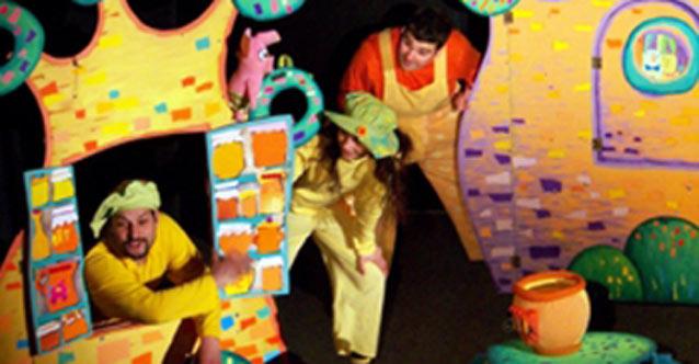 """Мечо пух""- спектакъл за деца"
