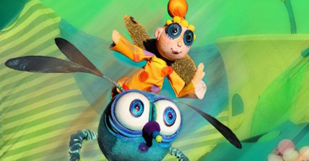 """""""Мъничета""""-куклен спектакъл за деца"""