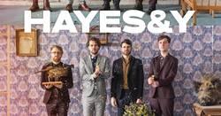 Концерт на група ГРУПА HAYES & Y