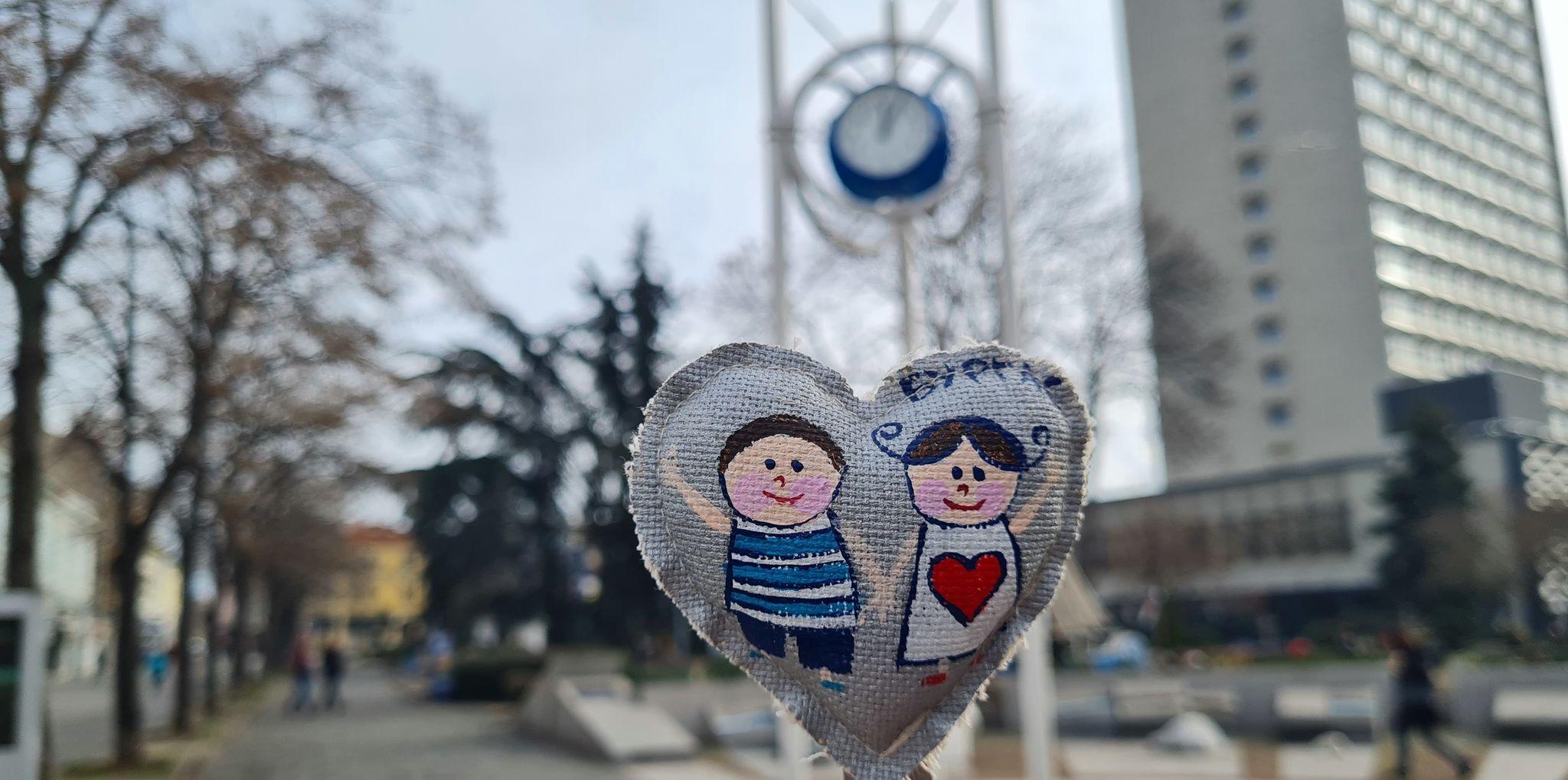 Влюбени в Бургас