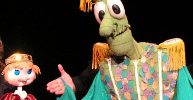 """Принцесите и змеят""-куклен спектакъл за деца"