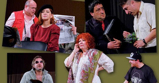 """Minibus""-theater play"
