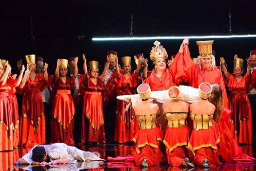 """""""Самсон и Далила"""", опера от Камий Сен-Санс"""