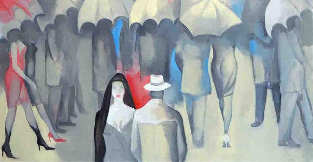 Изложба живопис на Владимир Пенев