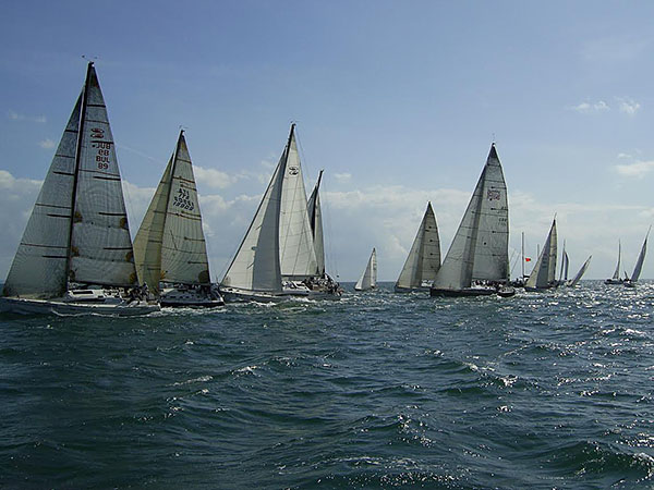 "International sailing regatta ""Port Burgas"" for keelboats"