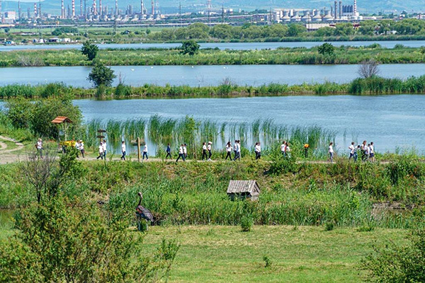 Vaya Ecopark for biodiversity and alternative tourism